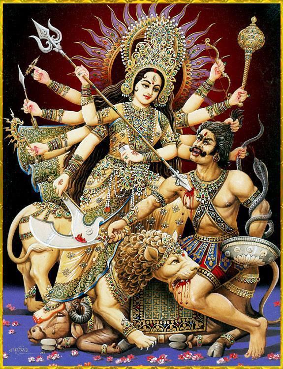 Durga-Ma